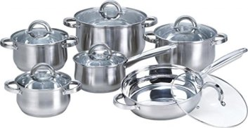 Heim-Concept-12-Piece-Induction-Ready-Stainless-Steel-Cookware-Sets-with-Glass-Lid-Silver-on-Cookware-Sets-Stainless-Steel-Cookware-Sets-on-Sale
