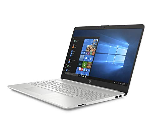 41pLog%2BEK5L HP 15 11th Gen Intel Core i5 Processor 15.6-inch(39.6 cm) FHD Laptop computer with Alexa Constructed-in(8GB/512GB SSD/Home windows 10/2GB MX350 Graphics/Pure Silver/1.75Kg), 15s-dr3500TX