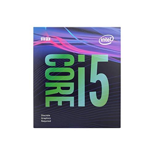 Intel Core i5-9400F Desktop Processor 6 Cores 4.1 GHz Turbo Without Graphics