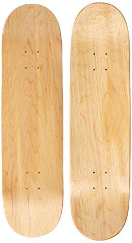 Moose Blank 8.25' Skateboard Deck (Natural)