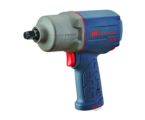 Ingersoll Rand 2235QTiMAX 1/2' Quiet Titanium Air Impact Wrench