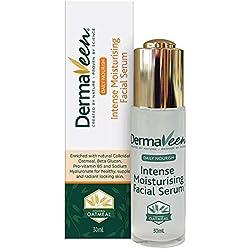 DermaVeen Daily Nourish Intense Moisturising Facial Serum 30ml
