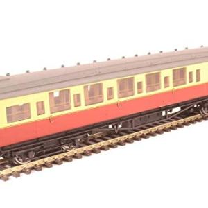Hornby R4796 BR Maunsell 6 Compartment Brake 3rd Coach, Multi 41pTP72hEXL