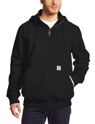 Carhartt Men's Rain Defender Paxton Heavyweight Hooded Sweatshirt 1 Fashion Online Shop Gifts for her Gifts for him womens full figure