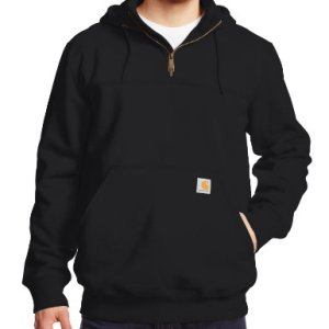 Carhartt Men's Rain Defender Paxton Heavyweight Hooded Sweatshirt 5 Fashion Online Shop Gifts for her Gifts for him womens full figure
