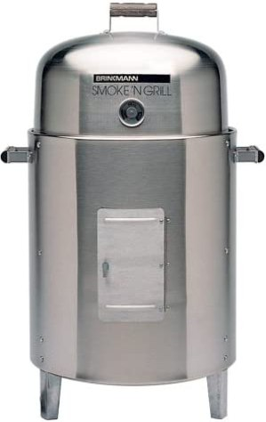 Brinkmann 810 5304 4 Smoke N Grill