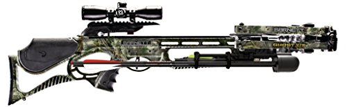 Barnett Ghost 375 Crossbow, Realtree Max 1 Camo
