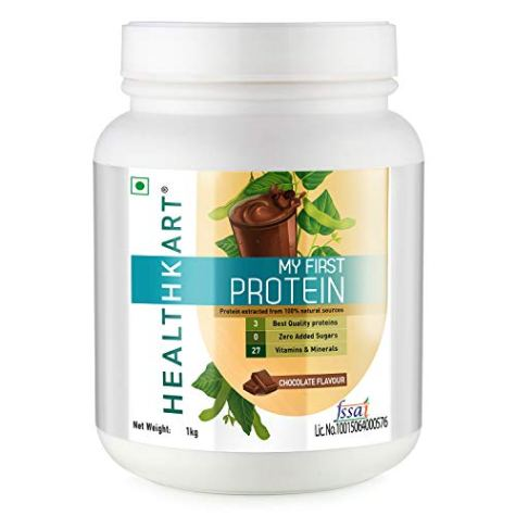 HealthKart My First Protein, Beginners Protein With Whey & Casein