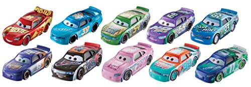 Disney/Pixar Cars Die-cast Vehicles, 10-Pack - LOW PRICE! TODAY ONLY!