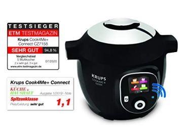 Krups-Multicuiseur-Cook4Me-Connect-Noir