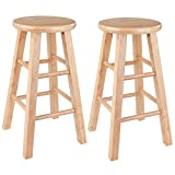 Winsome Wood Pacey Stool, 24