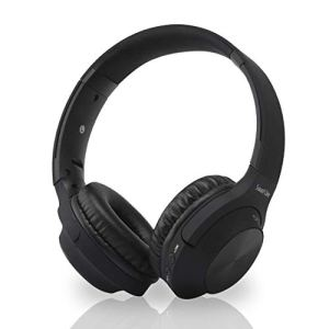 Sound One V10 Bluetooth Wireless Headphones with Mic (Black)