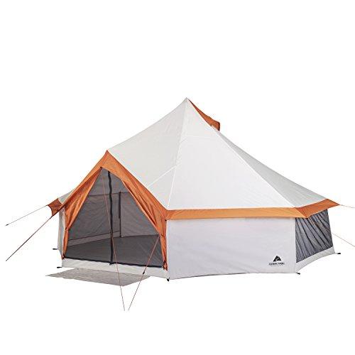 Ozark Trail, 8 Person Yurt Camping Tent