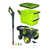 Sun Joe SPX6001C-XR Pressure Washer, Green