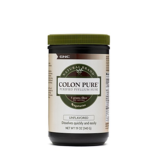 Natural Brand Colon Pure, Unflavored, 90 Servings, Promotes Intestinal Health