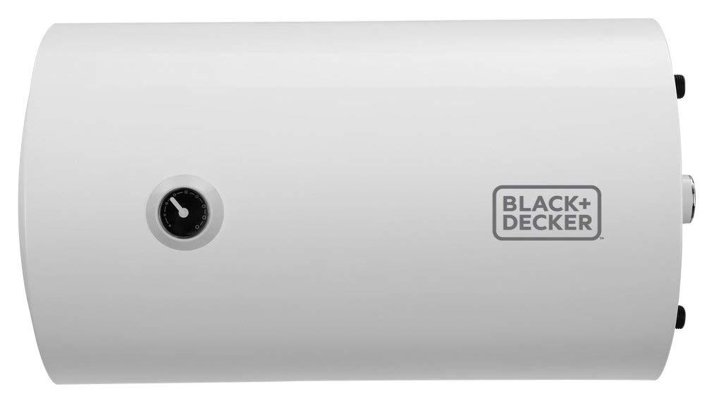 Black + Decker 15L Storage Water Heater - Horizontal, White