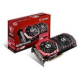 MSI AMD Radeon RX 580 GAMING 8G GDDR5 DVI/2HDMI/2Displayport PCI-Express Video Card