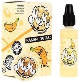 Arôme Concentré Banane Custard - Mr & Mme: Amazon.es