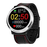 Q68 Waterproof Multifunction 1.3 inch LCD Smart Watch-Sport Fitness Activity Tracker Heart Rate Blood Pressure Sleeping Monitor
