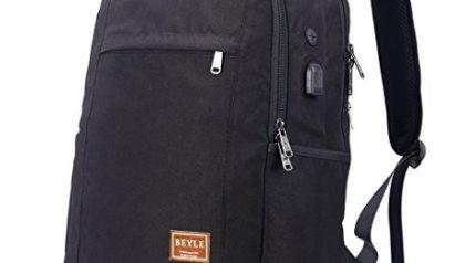 2d885d534340 Laptop Backpack,Beyle Anti-theft Water Resistant Travel laptop ...