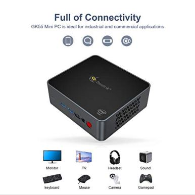 Beelink-Mini-PC-Computer-GK55-Windows-10-Pro-Intel-J4125-8GB-DDR4-RAM-256GB-SSD-4K60Hz-Dual-HDMI-24G5G-WiFi-Dual-Gigabit-Ethernet-HDD-Extension-Support-Auto-Power-On