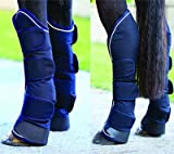 Product review for Rambo Travel Boots - Size:Horse Color:Black/Silver