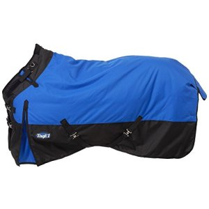 Tough-1 1200D Snuggit Turnout 300g 72In Royal Blue