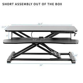 VIVO-Black-Height-Adjustable-32-inch-Standing-Desk-Converter-Sit-Stand-Dual-Monitor-and-Laptop-Riser-Workstation-DESK-V000K