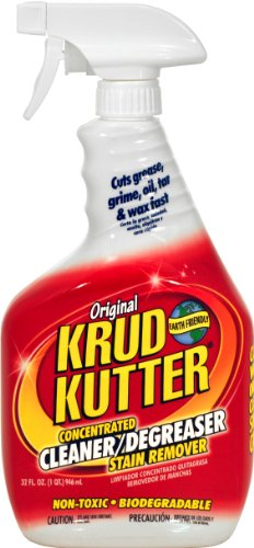 KRUD KUTTER KK32/2 Original Concentrated Cleaner/Degreaser, 32-Ounce,...