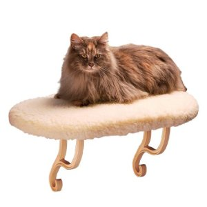K&H Pet Products Kitty Sill 10