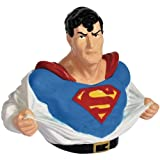 Westland Giftware Superman Ceramic Cookie Jar, 10.75-Inch