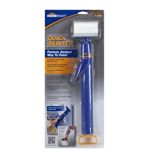 HomeRight C800567 Quick Painter Pad Edge Painter