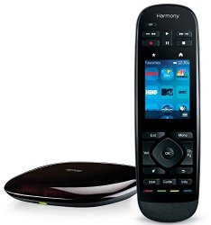Harmony Ultimate Remote - RF Control - Black