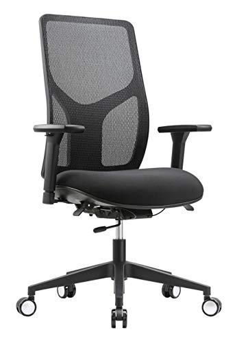 WorkPro 4000 Mesh High-Back Task Chair, Black