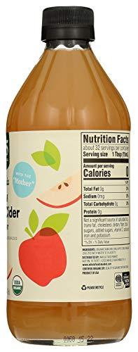 365 by Whole Foods Market, Organic Vinegar, Apple Cider - Raw, 16 Fl Oz 3