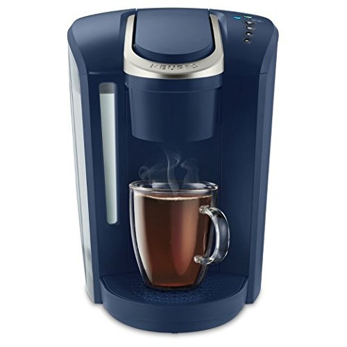 Keurig K-Select K-Cup Pod Single-Serve Coffee Maker Brewer, Matte Navy
