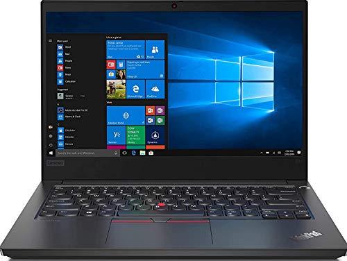 Lenovo ThinkPad E14 Intel Core i3 10th Gen 14-inch Full HD Thin and Light Laptop (4GB RAM/ 1TB HDD/ Windows 10 Home/ Black/ 1.69 kg), 20RAS0SC00
