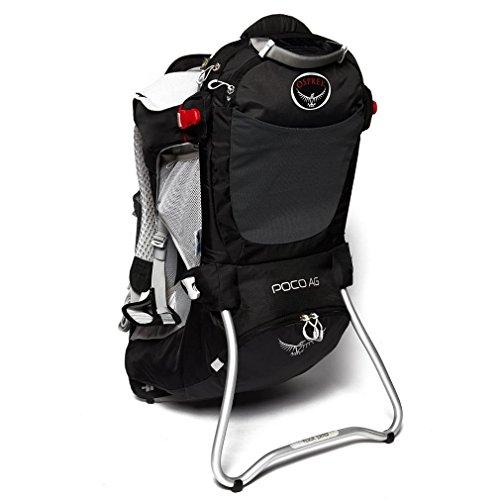 Osprey Poco AG Child Carrier, Black, One Size