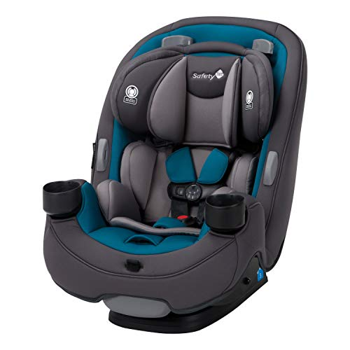 Safety 1st Grow and Go 3-in-1 Convertible Car Seat (Blue Coral)