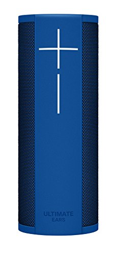 Ultimate-Ears-MEGABLAST-Portable-Waterproof-Wi-Fi-and-Bluetooth-Speaker-with-Hands-Free-Amazon-Alexa-Voice-Control-Blue-Steel