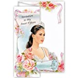 Quinceanera Invitations Beautiful English Sweet 15 Invitations Comes in Packs of 100 No Envelopes