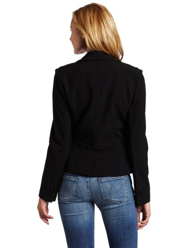 A. Byer Juniors Long Sleeve Button Welt Jacket 15 Fashion Online Shop gifts for her gifts for him womens full figure