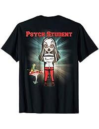 Psych Student Shirt Halloween Shirt Men Women