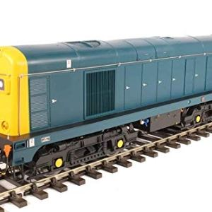 Heljan 2013 Class 20 in BR blue with full yellow ends; TOPS style with double ar 41rYhiHMe8L