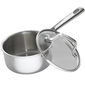 Emeril-Lagasse-62850-10-Piece-Tri-Ply-Stainless-Steel-Cookware-Set-Silver