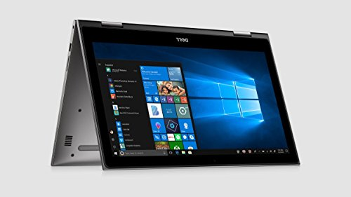 """2018 Dell New Inspiron 15 5000 15.6"""" 2-in-1 FHD Touchscreen Laptop Computer, Intel Core i5-8250U up to 3.4GHz, 8GB DDR4, 256GB SSD, Intel UHD Graphics 620, USB 3.1, Webcam, Bluetooth, HDMI, Windows 10"""
