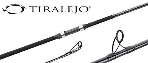 Shimano Tiralejo 2-PieceSurf Spinning Fishing Rod, 12'0'ft, Action: Moderate Fast (TRS120MHA)