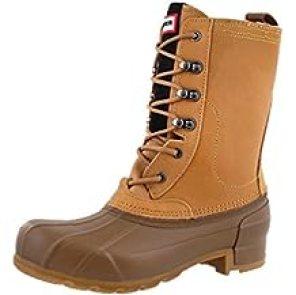 Hunter Original Insulated Pac Pluto/Light Khaki/Brown Women's Boots