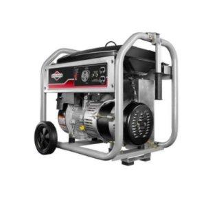 Briggs & Stratton 30680 3500 Running Watts/4375 Starting Watts 208cc Gas Powered Portable Generator with RV Outlet