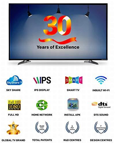 Skyworth 81 cm (32 Inches) HD Ready LED Smart TV 32 M20 (Black) 10